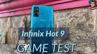 Infinix Hot 9 Game Test - Filipino