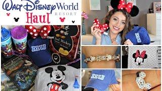 Walt Disney World Haul | Clothes, Jewelry, & More!