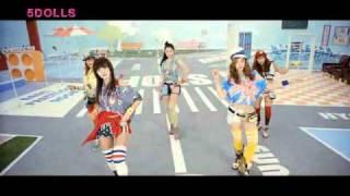 5dolls (파이브돌스) - 이러쿵저러쿵 (Like This or That) Music Video