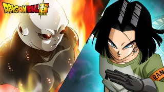 Jiren Eliminating Android 17 Dragon Ball Super Tournament of Power | DBS Episode 127-128 Spoilers