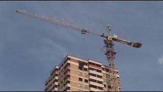 Сюжет ТСН24: Установлены новые сроки сдачи домов в микрорайоне  «Юго-Восточный»