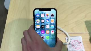 Жёсткое выгорание экрана на iPhone X - Oled экраны ГОВНО!