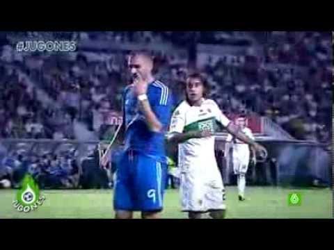 Karim Benzema, invisible para sus compañeros en Elche