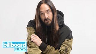 Steve Aoki & Monsta X Release English-Version Version of 'Play It Cool'| Billboard News