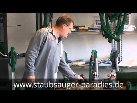 www.staubsauger-paradies.de zeigt Ihnen die Ersatzteile geeignet für Vorwerk Staubsauger