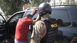 Задержание Бориса Ханчаляна