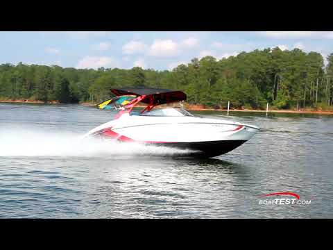 Yamaha 242X E‑Series (2018-) Test Video - By BoatTEST.com