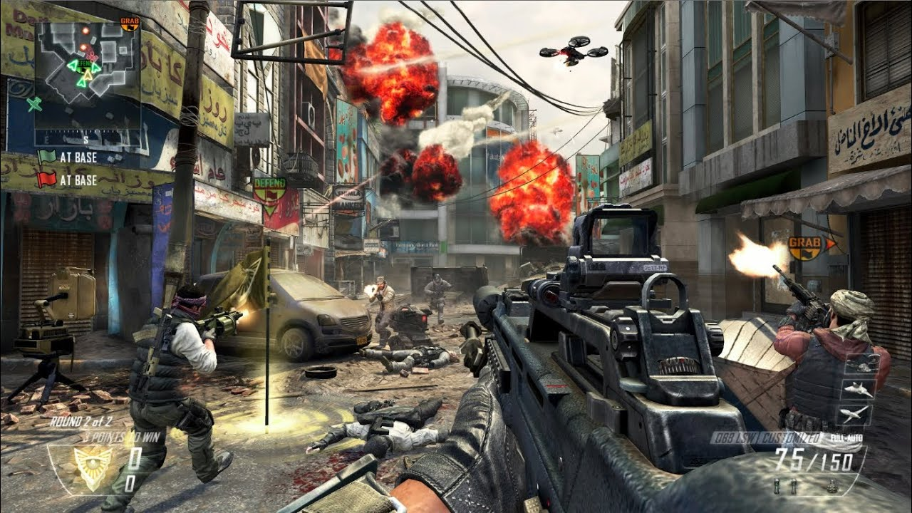 """Black Ops On PC Suffering From Mysterious """"Lag"""""""