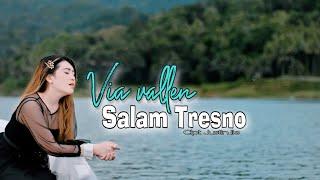 Lirik dan Chord Gitar Salam Tresno - Loro Ati Official: Tresno Ra Bakal Ilang Kangen Sangsoyo Mbekas