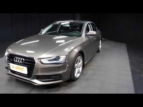 Audi A4 Sedan S-Line 2.0 TDI 140 kw quattro S tronic, Sedan, Automaatti, Diesel, Neliveto, HX-3516