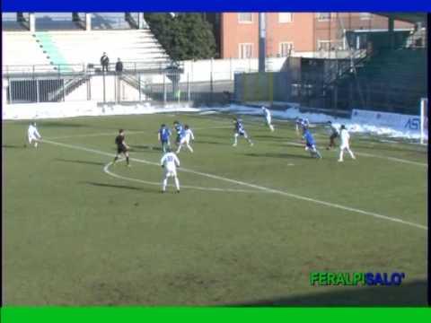 immagine di anteprima del video: PAVIA-FERALPISALO´ 0-0