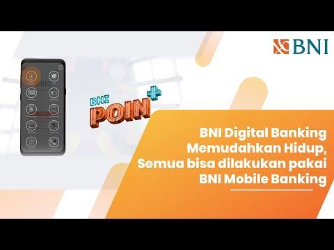 BNI Digital Banking Memudahkan Hidup, Semua Bisa Dilakukan Pakai BNI Mobile Banking!