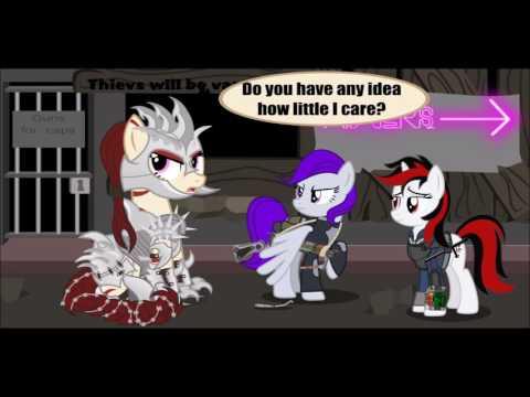 Fallout Equestria Comic Dub - Piece of Junk (Comedy)