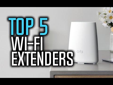 Best WiFi Extenders in 2018 – Which Is The Best Wi-Fi Range Extender?