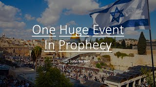 IRAN Vs. JERUSALEM (ISRAEL) = Gods Promised Huge Event In Prophecy That TRIGGERS THE END