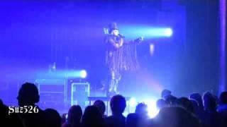 Adam  Lambert Foxwoods Voodoo/Down the Rabbit Hole/Ring of Fire Medley.m4v