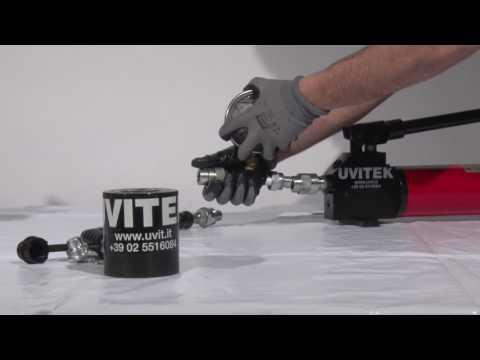 TUTORIAL: come utilizzare cilindri e pompe oleodinamiche