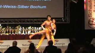 Sara Bohemann & Johannes Kattanek - Deutsche Meisterschaft 2009