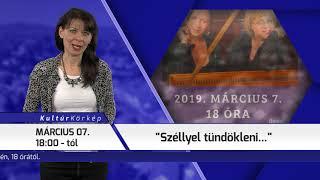 TV Budakalász / Kultúrkörkép / 2019.02.28.