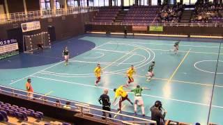 preview picture of video 'I PLF: Euromaster Głogów - Elhurt Helios Białystok   3:0 (1:0)'