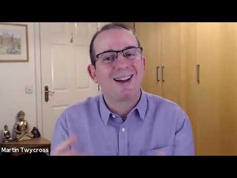 Jul 29th - UK Spiritual Teach & Medium Martin Twycross
