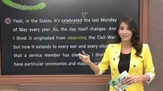 Actual English with Jennifer - Lesson 205. Memorial Day_#001