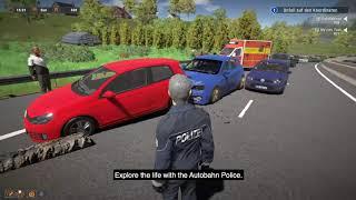VideoImage1 Autobahnpolizei Simulator 2