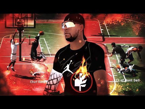 The ONLY ARCHETYPE that can DOMINATE a DOUBLE TEAM in NBA2K19...