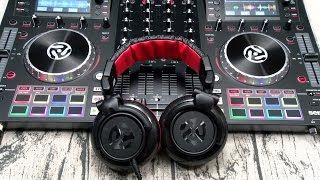 Numark Red Wave Carbon Professional Mixing Headphones