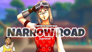 "Fortnite Montage - ""Narrow Road"" (NLE Choppa & lil Baby)"