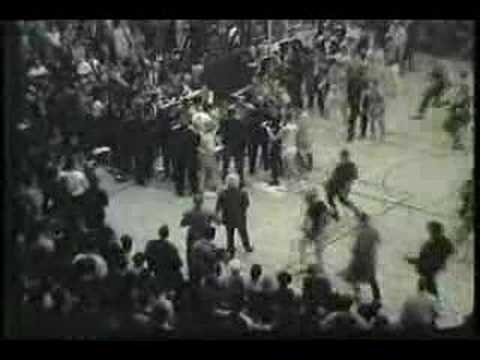 Video: 1961 UNC vs Duke (Larry Brown, Art Heyman fight)