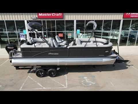 2021 Manitou 24 AURORA LE RF in Madera, California - Video 1