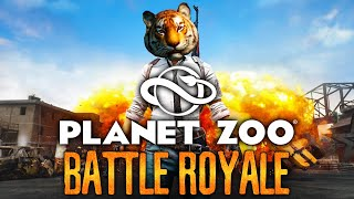 Planet Zoo: Battle Royale - Survival of the Fittest