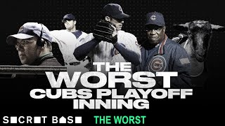 Steve Bartman is far from the only reason for the Cubs' 2003 disaster of an inning thumbnail