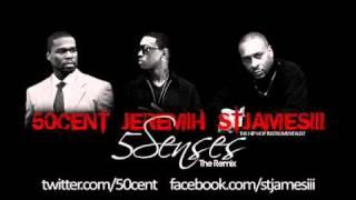 5 Senses (Extended Remix) - 50 Cent Jeremih St James III