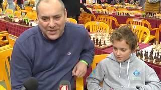 2018-11-02 г. Брест. Шахматный фестиваль «Черная пешка». Новости на Буг-ТВ. #бугтв