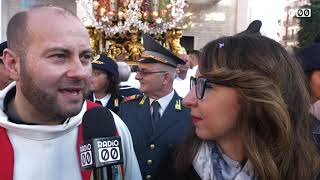 Grande partecipazione alla solenne processione dei Santi Medici
