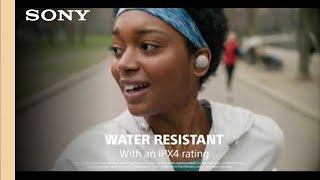 YouTube Video I0SsiS7gKOg for Product Sony WF-1000XM4 True Wireless Headphones w/ ANC by Company Sony Electronics in Industry Headphones