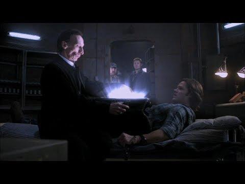 """Смерть возвращает душу Сэму! """"Не царапай стену"""" (Сверхъестественное 6 сезон 11 серия)"""