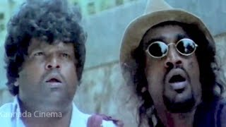 Kannada Comedy Scenes || Back To Back || Tennis Krishna, Kashinath || Michael Madhu || KGF