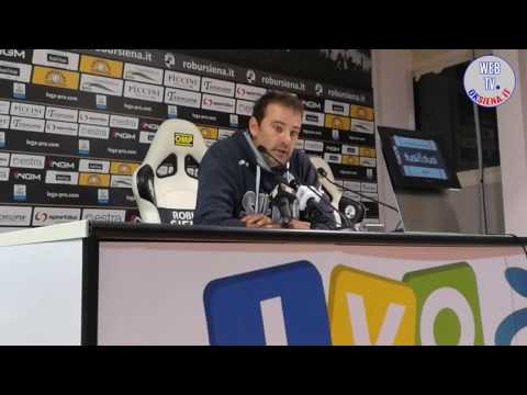 Robur Siena Olbia 0-1 - Interviste - 2016