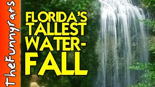 FLORIDAS TALLEST WATERFALL - Falling Waters State Park [Chipley, FL] - Things To Do In Florida