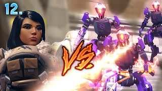 1 Player vs Overwatch UPRISING..!! | Overwatch Daily Moments Ep. 12 (Funny and Random Moments)