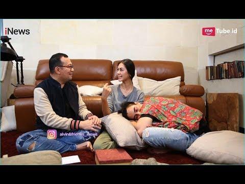Geram Dicuekin Baim Wong, Paula Verhoeven Ngadu ke Papa Mertua Part 04 - Alvin & Friends 01/01