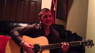 Anthony Vincent - Take on the World (acoustic)