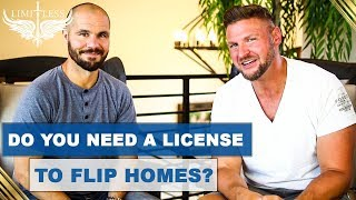 Can Real Estate Agents Flip Houses