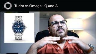 Tudor Black Bay Vs Omega Seamaster? Best Vintage Chrono Under $1500? - Q And A