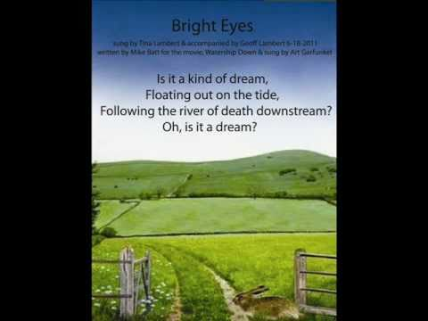 'Bright Eyes' - Watership Down