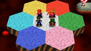 Mario Party 2 - Mini-Game Stadium (Battle Mode)