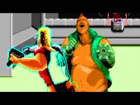 Dynamite Duke (Genesis) Playthrough - NintendoComplete